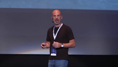 Ομιλία στο TEDxPATRAS